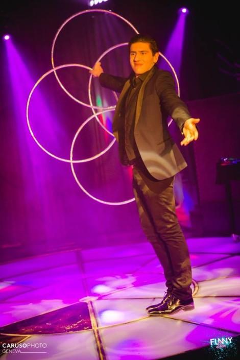 Gianfranco Magicien